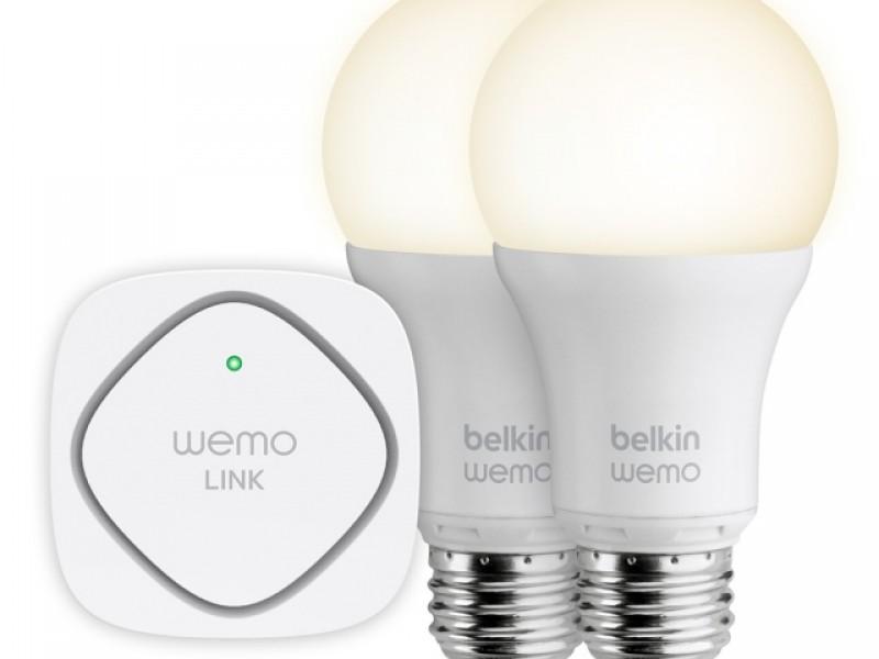 رونمایی از لامپ های هوشمند Belkin