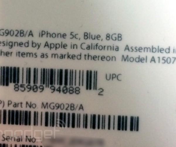 احتمال فروش نسخه ۸ گیگ iPhone 5c از فردا