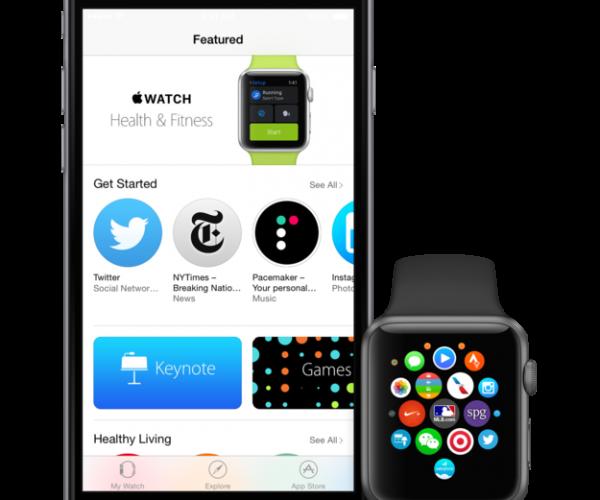 بازگشایی اپ استور مخصوص اپل واچ همزمان با عرضه عمومی این محصول