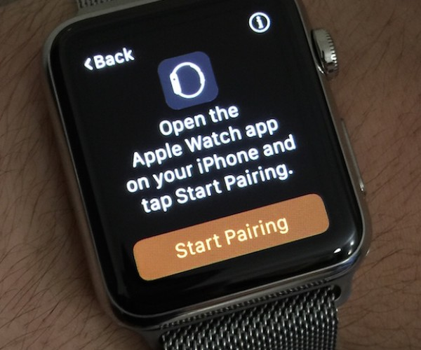 آموزش اتصال اپل واچ به آیفون