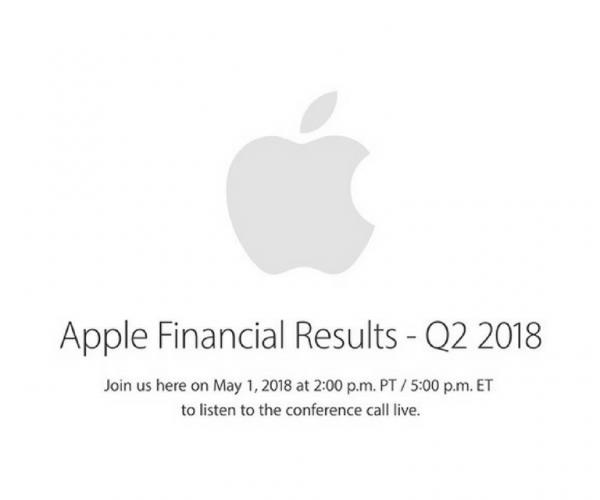 نگاهی به گزارش اقتصادی اپل برای سه ماه دوم سال ۲۰۱۸