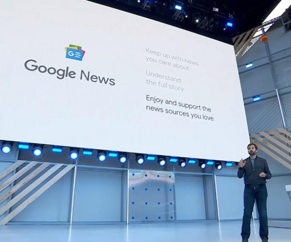 معرفی اپلیکیشن جدید Google News برای iOS