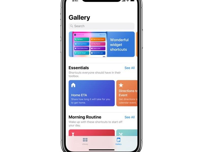 اپلیکیشن Siri Shortcuts برای iOS 12 منتشر شد
