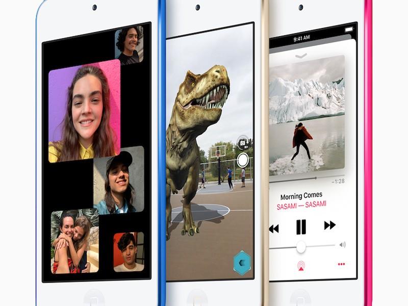 نسل جدید iPod Touch معرفی شد