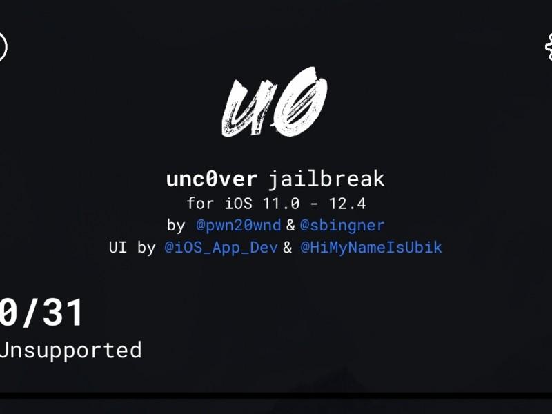 نسخه جدید ابزار Unc0ver جهت جیلبریک iOS 12.4 عرضه شد