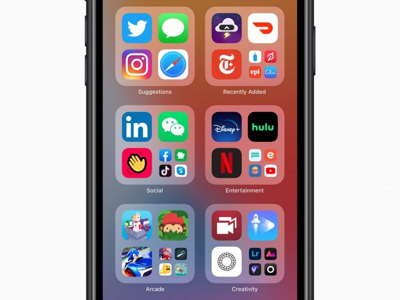 نسخه نهایی iOS 14 و iPadOS 14 عرضه شد
