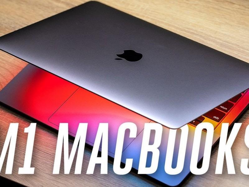 انتشار بررسیهای ویدیویی MacBook Air 13-inch با پردازنده M1