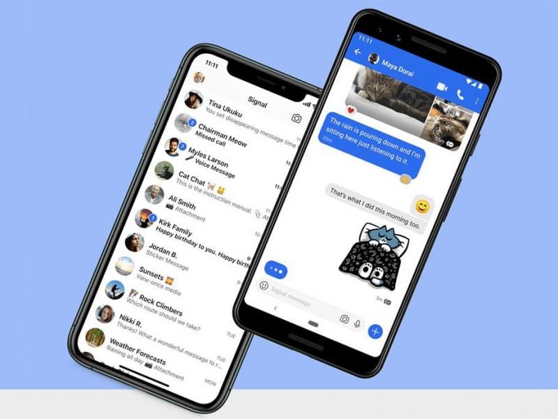 معرفی اپلیکیشن Signal، پیامرسانی امن