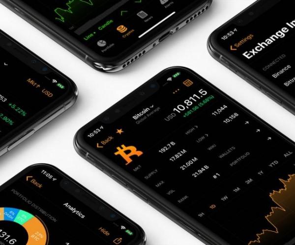 نگاه به برترین اپلیکیشنهای رصد قیمت رمزارزها