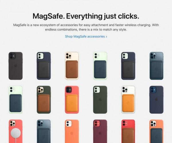 احتمال عرضه باتریپک با تکنولوژی MagSafe برای آیفون ۱۲