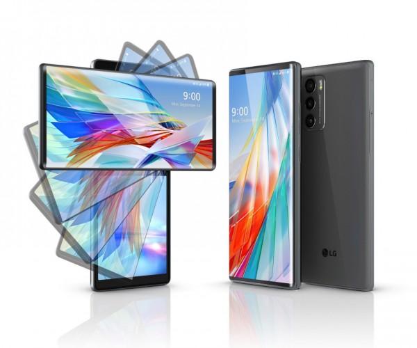 پایان تولید گوشیهای هوشمند LG