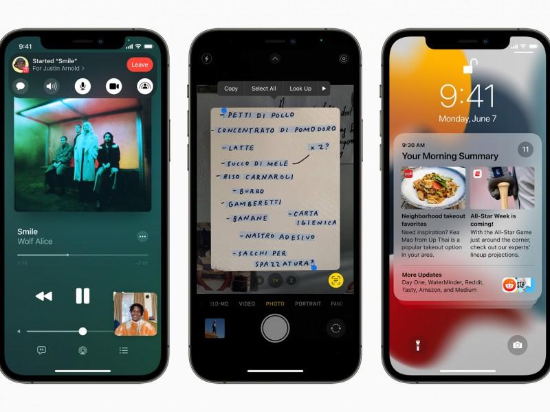 آموزش نصب نسخه آزمایشی iOS 15 و iPadOS 15
